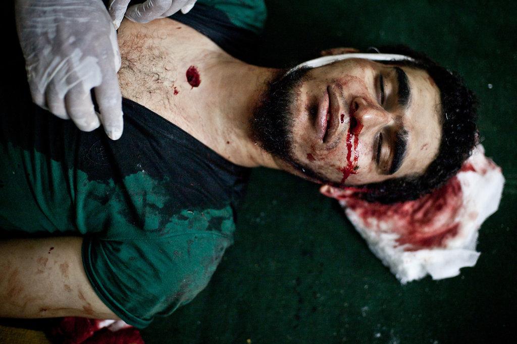 La chute de Mohamed Morsi