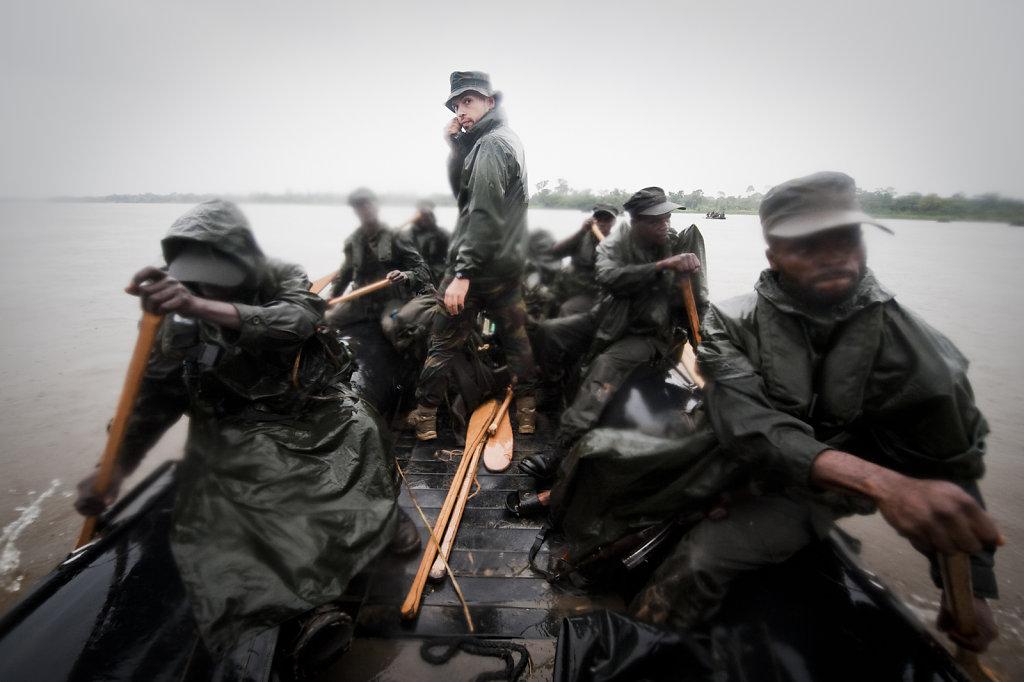 RDC KINDU PROGRAMME DE PARTENARIAT MILITAIRE
