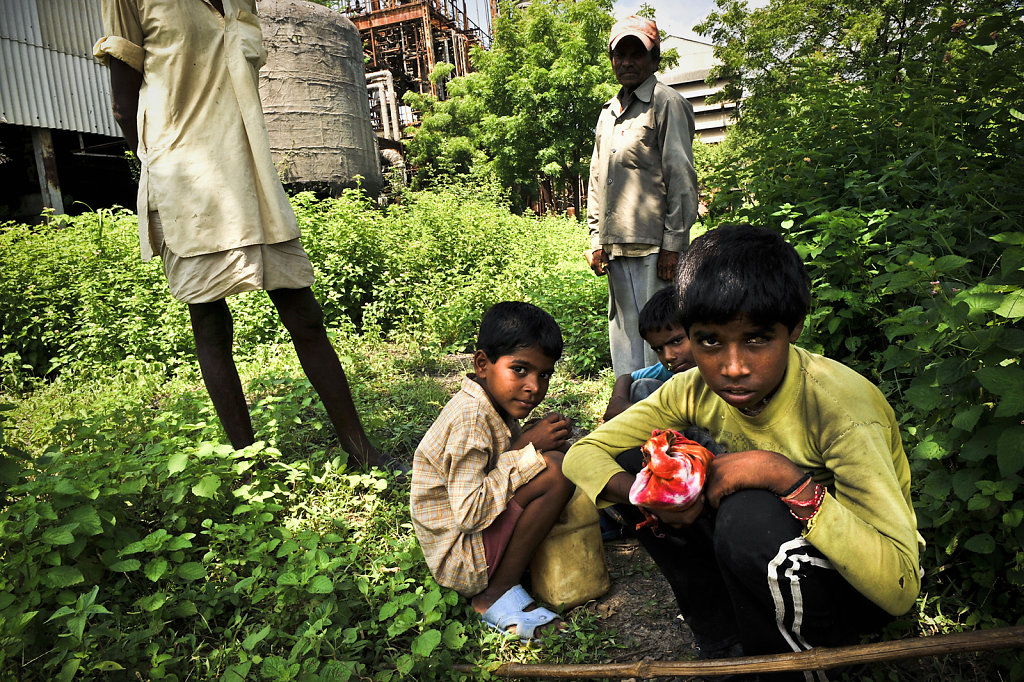 INDIA BHOPAL 25 YEARS AFTER THE TRAGEDY
