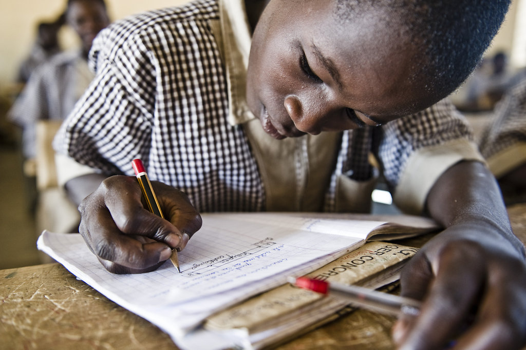 BURKINA FASO  PO EDUCATION SANS FRONTIERE