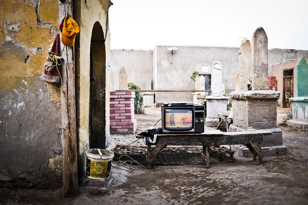 Le Caire: les oubliés de la révolution