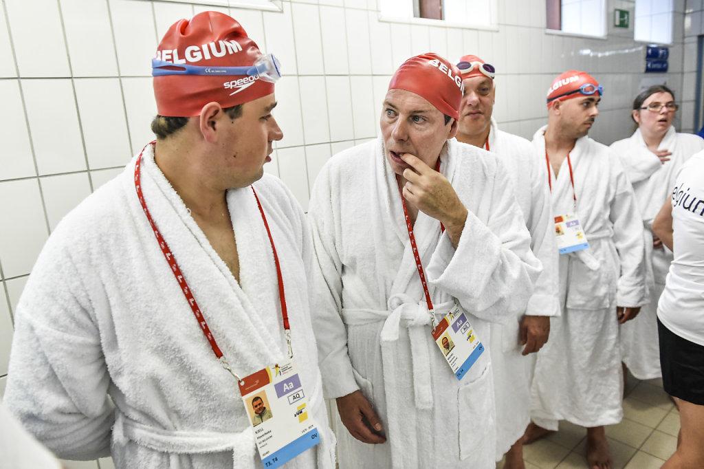 BELGIQUE BRUXELLES PORTRAIT MAXIME MAZIERS BOWERY RESTAURANT