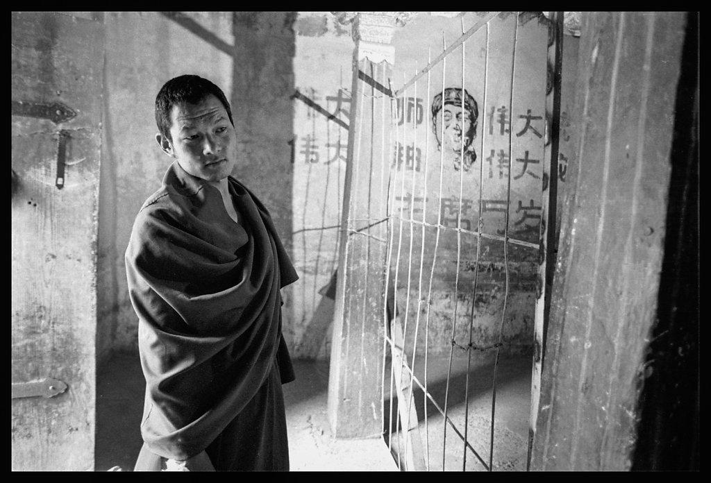 Tibetains, de Lhassa à Dharamsala