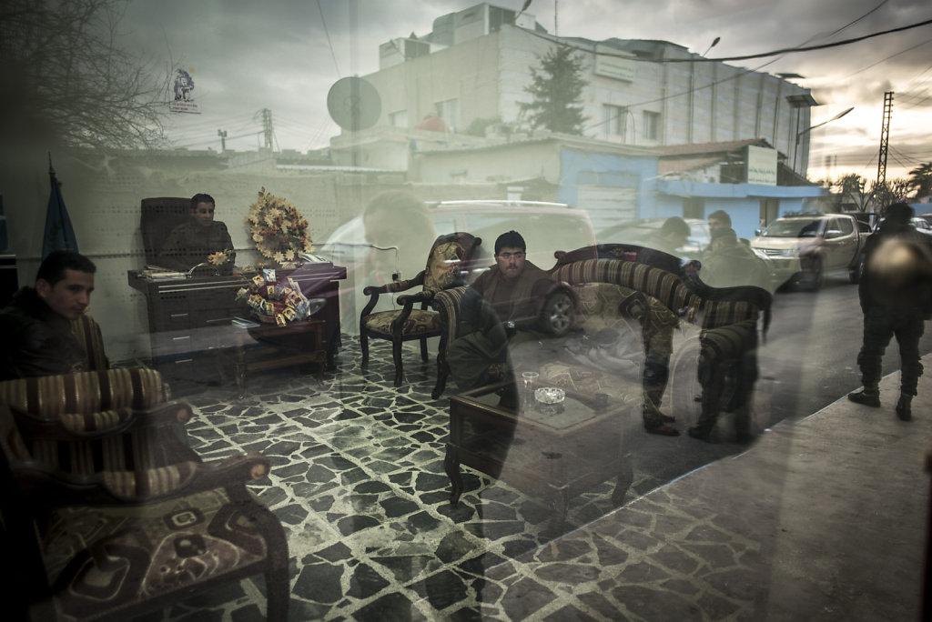 SYRIE QAMISHLI