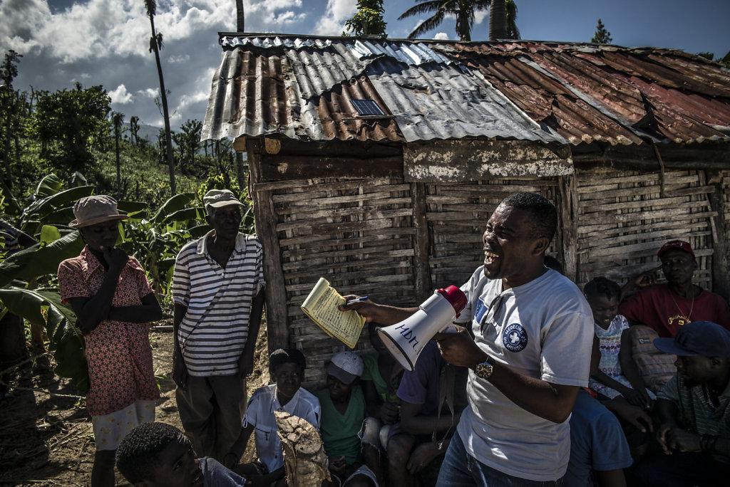 HAITI MEDECINS DU MONDE
