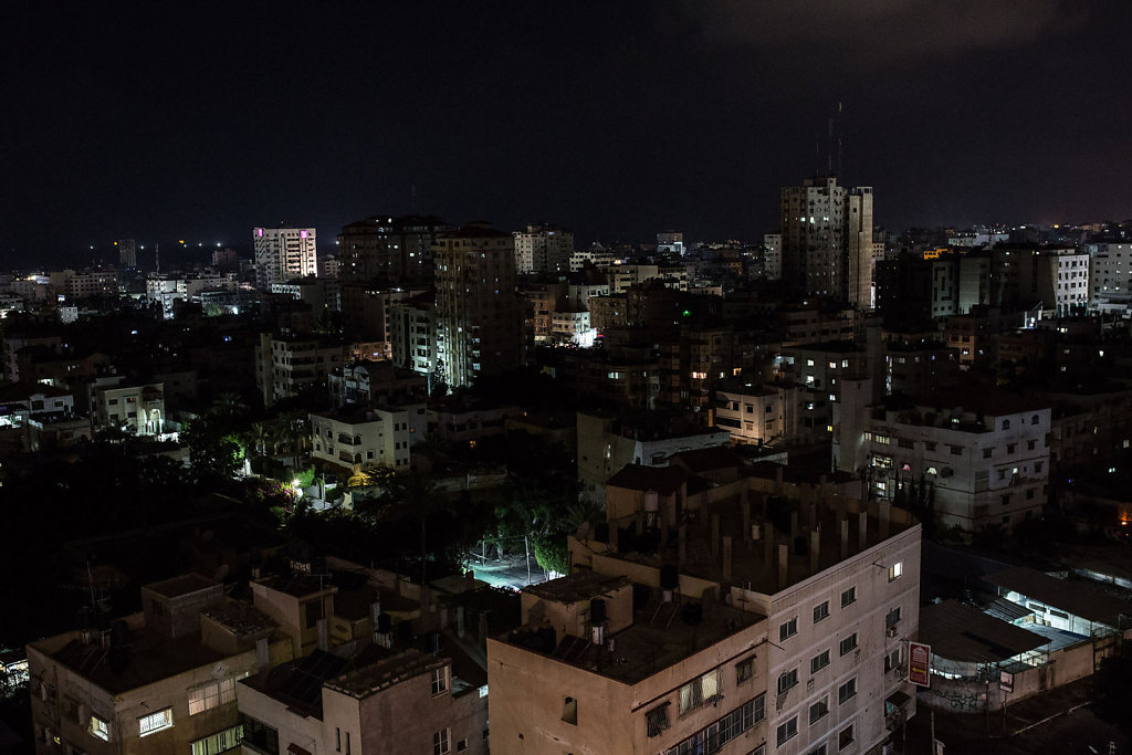 Gaza Blackout