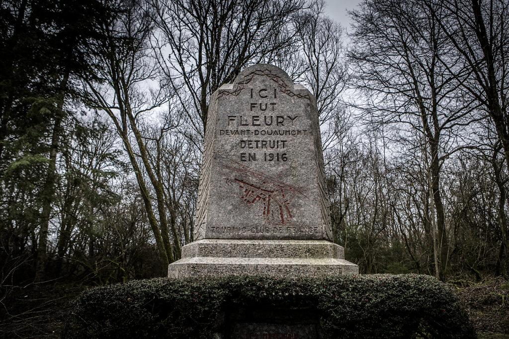 FRANCE - VILLAGES DETRUITS DE VERDUN