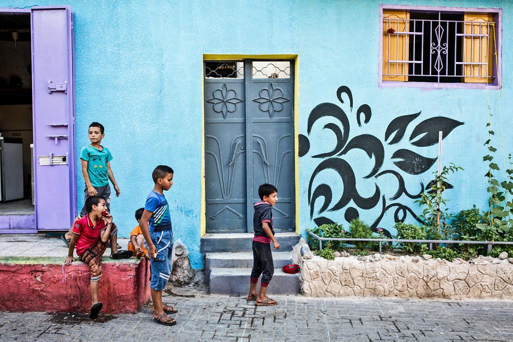 L'ARC-EN-CIEL DE GAZA